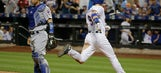 Mets rally, hold off Cubs 4-3 to stop skid in NLCS rematch