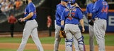 Mets beat Cubs 4-3, Arrieta's 1st road loss in 14 months