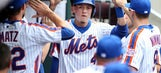 Flores 6 for 6 with 2 HRs, Mets romp to 4-game sweep of Cubs