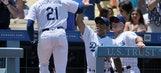 McCarthy strong in return as Dodgers earn sweep of Rockies