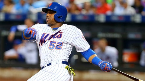 New York Mets acquire Yoenis Cespedes from the Detroit Tigers (July 31, 2015)