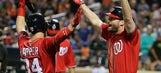 Daniel Murphy belts another HR vs. old team as Nats beat Mets