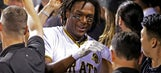 Josh Bell hits grand slam in Pirates' 12-6 win over Cubs