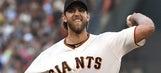 Madison Bumgarner flirts with no-no as Giants sweep D-backs