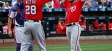 Murphy homers again vs Mets, leads Nationals to 3-2 win