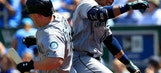 Cano, Lind homer to help Mariners hold off Royals, 8-5