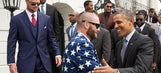 Patriotic Jonny Gomes crushed Royals aren't inviting him to White House