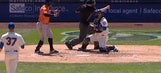 Umpire rings up Astros hitter with over-the-top call on strike two