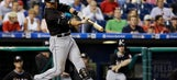 Prado's solo homer in 11th lifts Marlins over Phillies 3-2
