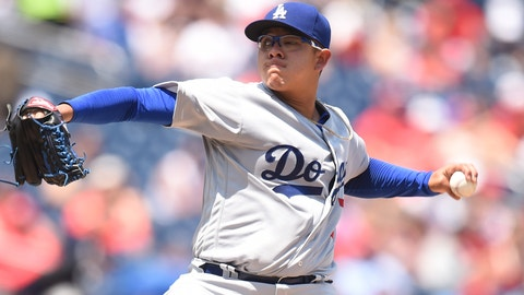Julio Urias - LHP - Los Angeles Dodgers