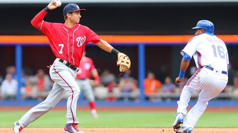 Trea Turner - SS - Washington Nationals