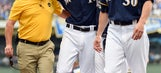 Brewers place 3B Will Middlebrooks on DL with leg injury