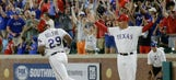 Beltre hits 2nd homer in 9th, rallies Rangers past A's 7-6
