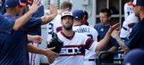 White Sox avoid Chapman, down Cubs 3-0 behind Shields