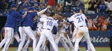 Wild pitch caps wild comeback for Blue Jays in 12th inning