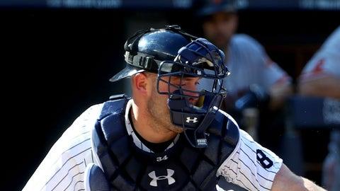 New York Yankees: C Brian McCann