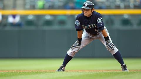 MLB (active): Ichiro