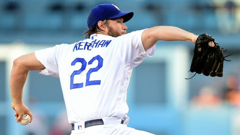 SP: Clayton Kershaw