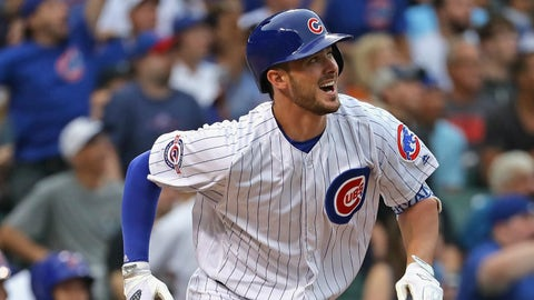 OF: Kris Bryant