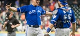 Happ wins 9th straight decision as Blue Jays beat Astros 4-1