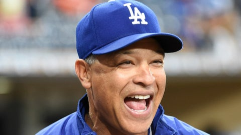 Dave Roberts -- Los Angeles Dodgers