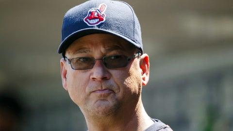 Terry Francona -- Cleveland Indians (AL)