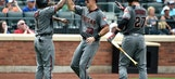 Last-place D-backs rattle Mets in 9-0 win for 3-game sweep