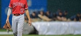 Napoli's big night sparks Indians to 14-4 rout of Angels