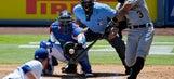 Pirates spoil Anderson's return, beat Dodgers 11-3