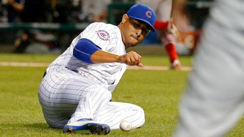 Cubs: The blip in the bullpen