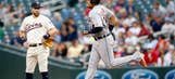 Cabrera, Upton homer to lead Tigers over Twins 9-4
