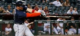 Drury hits sac fly in 11th, D'backs beat Braves 10-9