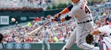 McCann powers Norris, Tigers past Twins 8-5 for series sweep