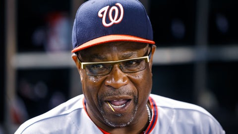 Dusty Baker -- Washington Nationals