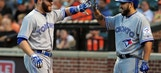 Sanchez and Martin power Blue Jays to victory