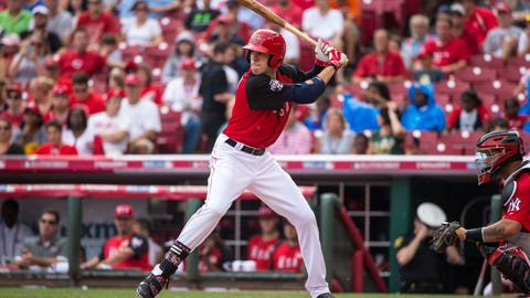 Cleveland Indians - Bradley Zimmer