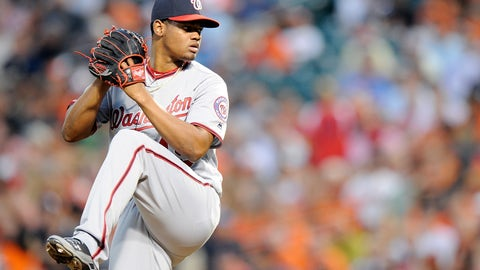 Washington Nationals - Reynaldo Lopez