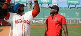 Man makes giant statue of David Ortiz out of Legos