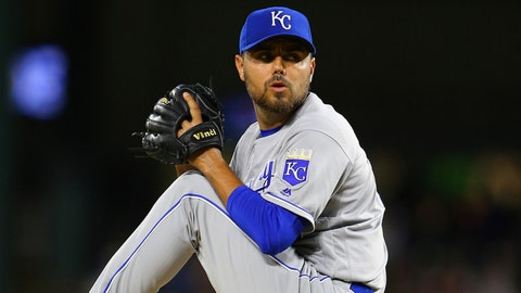 Joakim Soria, RP, Kansas City Royals