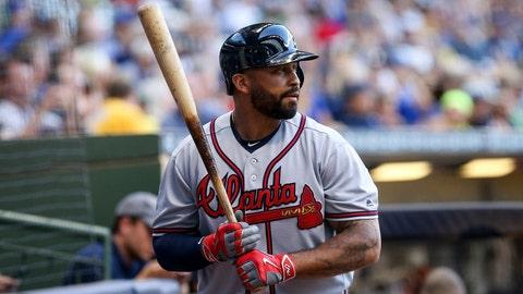 Matt Kemp, OF, Atlanta Braves