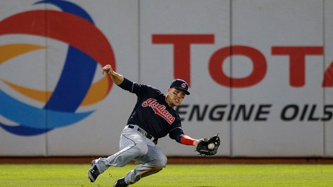 Cleveland Indians: Establish the playoff outfield