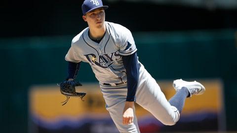 Tampa Bay Rays: Establish Blake Snell