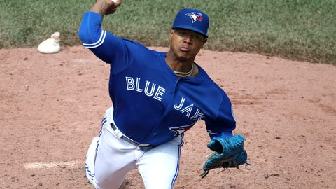 Toronto Blue Jays: Continue to do whatever you're doing with Marcus Stroman