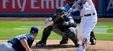 De Leon notches 9 Ks in MLB debut; Dodgers beat Padres 7-4