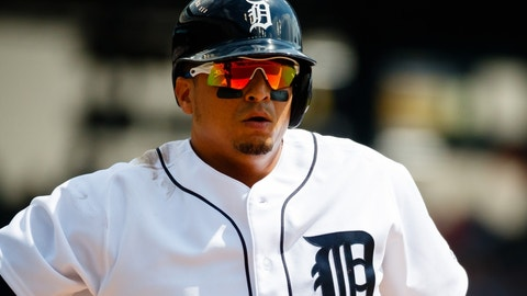 Detroit Tigers: Victor Martinez, DH (38)