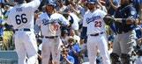 Dodgers 7 Padres 4: Puig Back