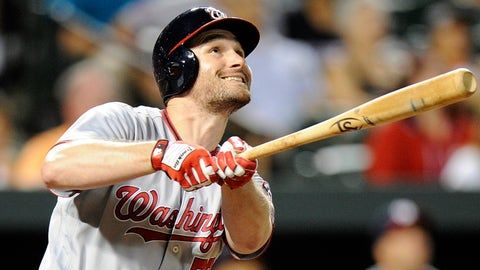 NL: Daniel Murphy, 2B, Nationals