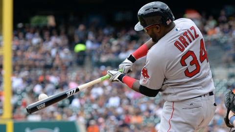 AL: David Ortiz, DH, Red Sox