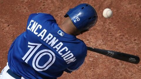 AL: Edwin Encarnacion, DH/1B, Blue Jays