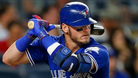 AL: Josh Donaldson, 3B, Blue Jays